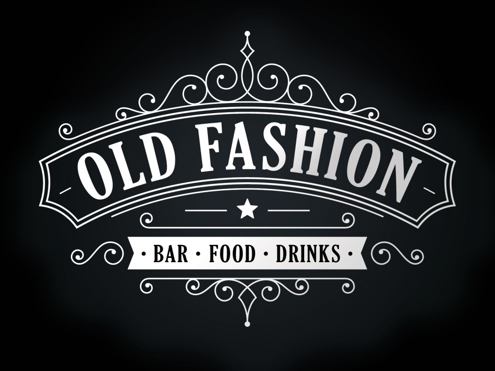 Old Fashion Bar logo